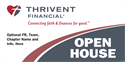 Picture of Thrivent Banner- Open House | 36 x 72