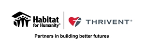 Picture of Habitat for Humanity and Thrivent Partnership Banner